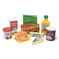 Продукты питания для холодильника