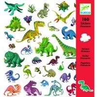 Наклейки «Динозавры», Djeco