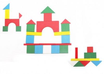 Мозаика «Строительство»