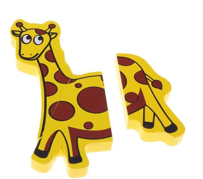 Пазл магнитный «Жираф»
