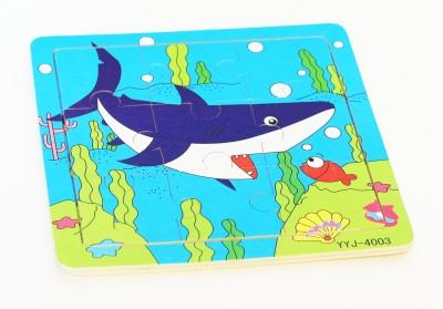 Пазл «Акула»