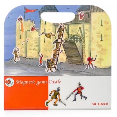 Магнитная игра «Замок», Egmont Toys