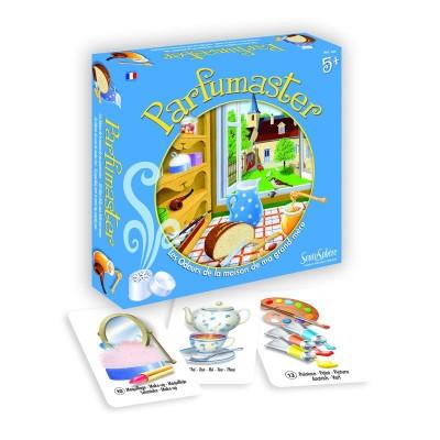 Обучающая игра ПарфюМастер «Запахи из дома моей бабушки», SentoSphere