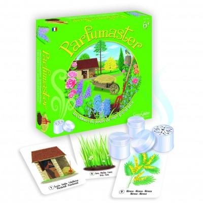 Обучающая игра ПарфюМастер «В саду моего дедушки», SentoSphere