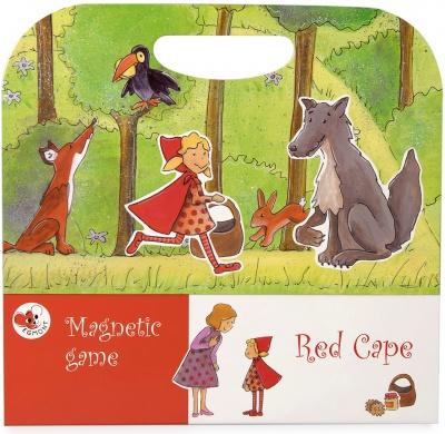 Магнитная игра «Красная шапочка», Egmont Toys